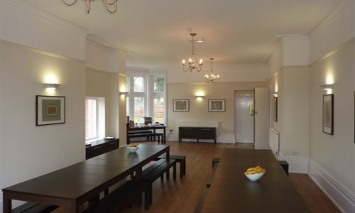 Earlscliffe dining room 2